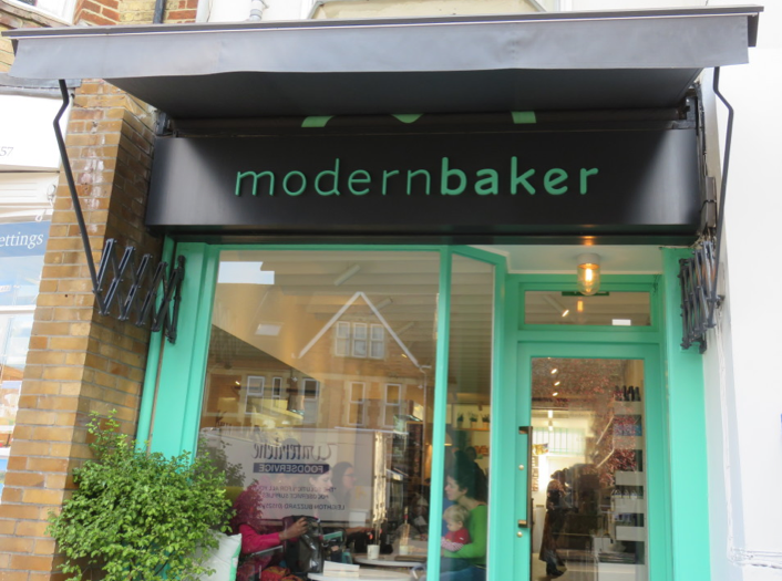 Modern Baker in Oxford