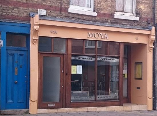 Moya Oxford