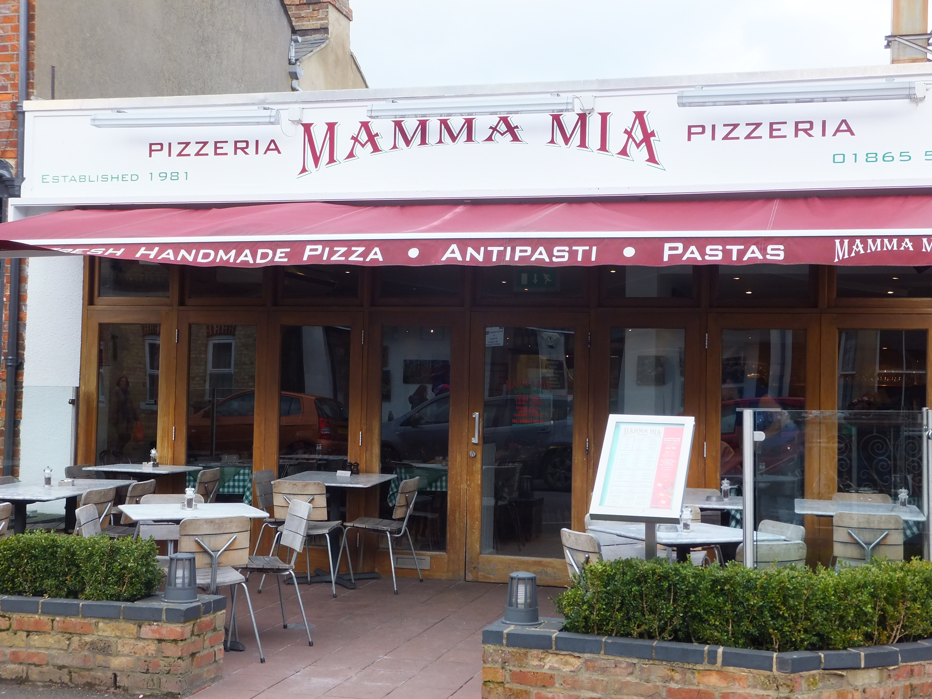 Mamma Mia Summertown