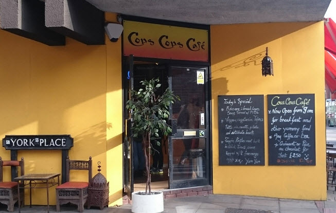 Cous Cous Cafe in Oxford
