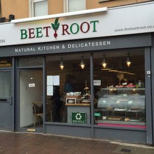 Beetroot Cafe Oxford