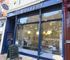 The Buttery in Oxford