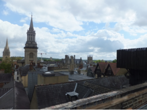 The Varsity Club Oxford - Roof View2