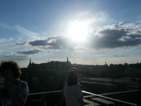 The Varsity Club Oxford - Rooftop View4