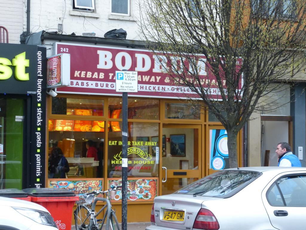 Bodrum Kebab in Oxford