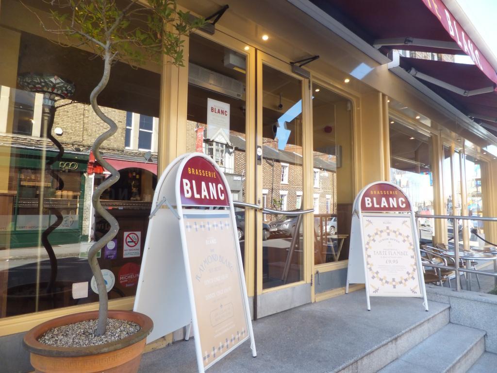 Brasserie Blanc Oxford
