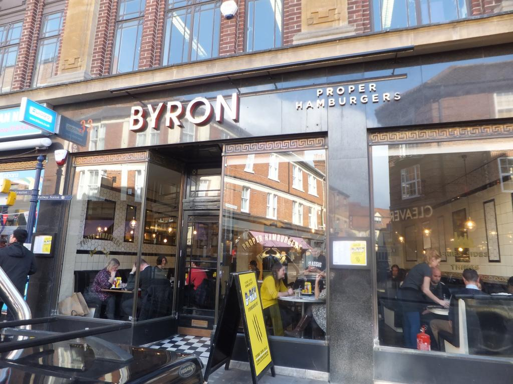 Byron Oxford