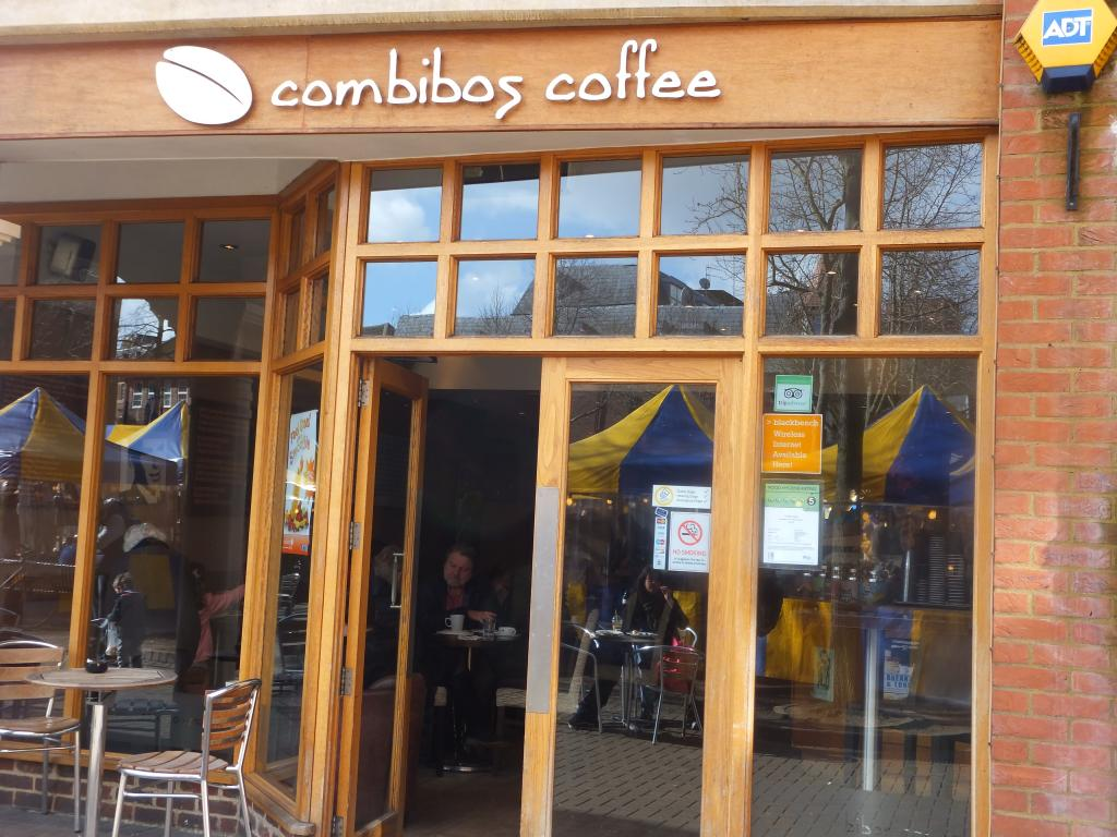 Combibos Coffee in Oxford