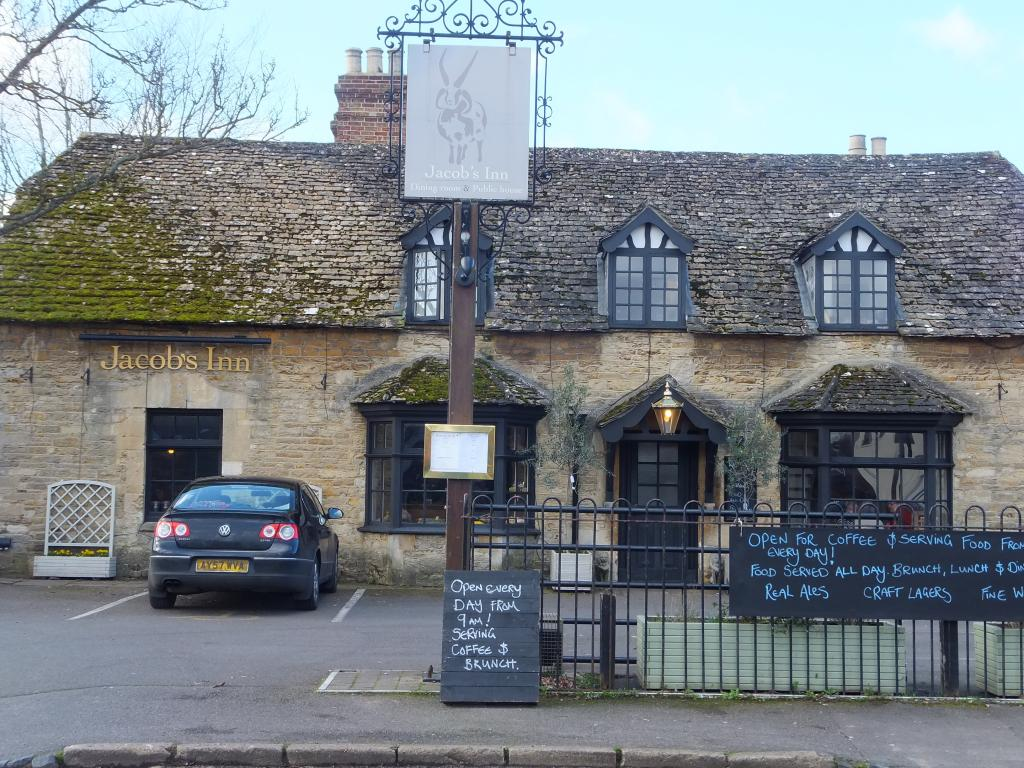 Jacobs Inn in Oxford