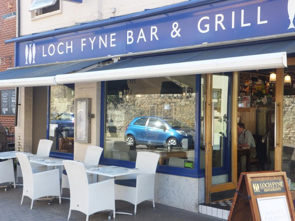 Loch Fyne Oxford