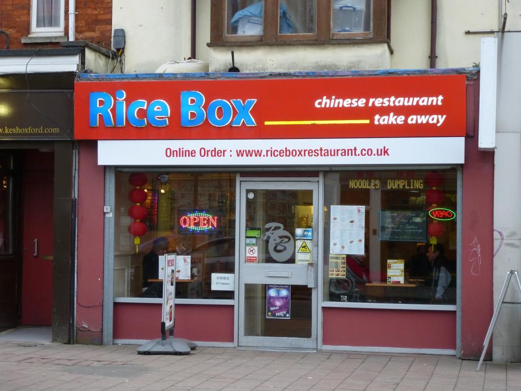 Rice Box in Oxford & Rice Box Oxford - Bitten Oxford Aboutintivar.Com
