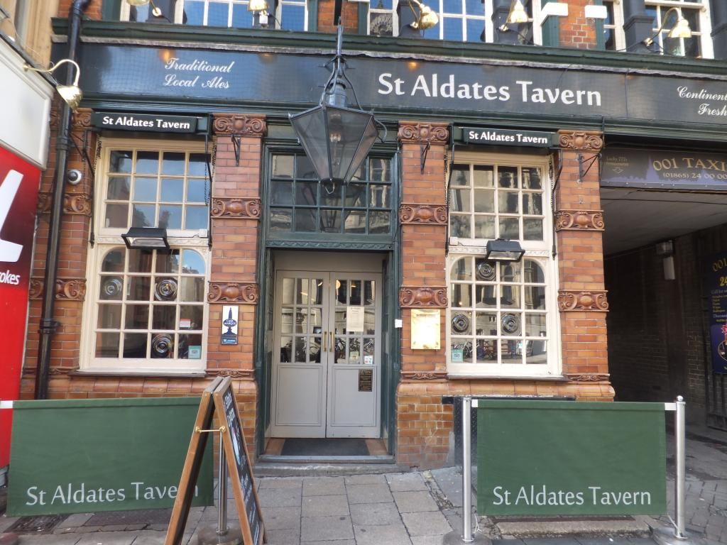 St Aldates Tavern in Oxford