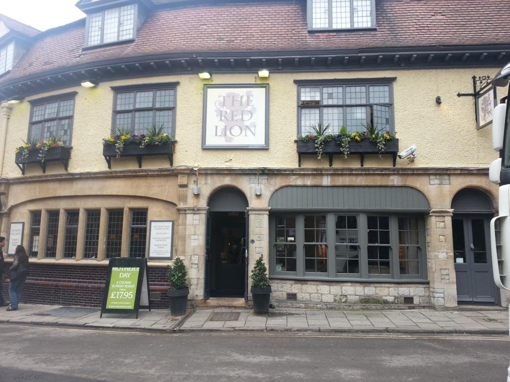 The Red Lion Oxford
