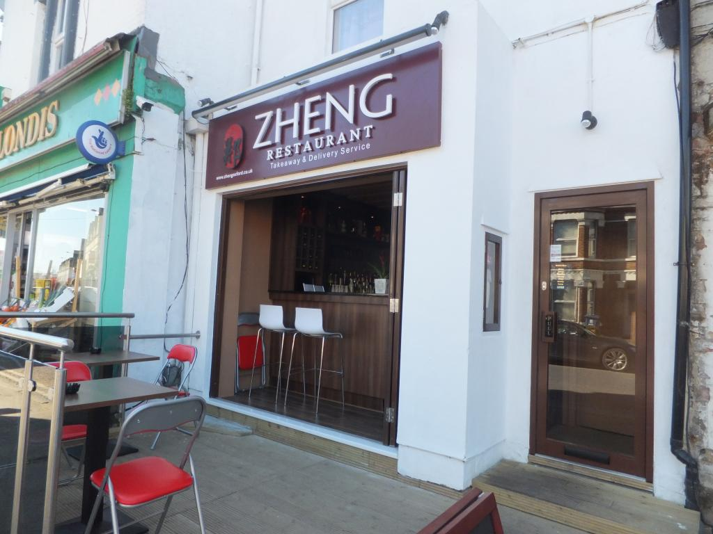 Zheng in Oxford