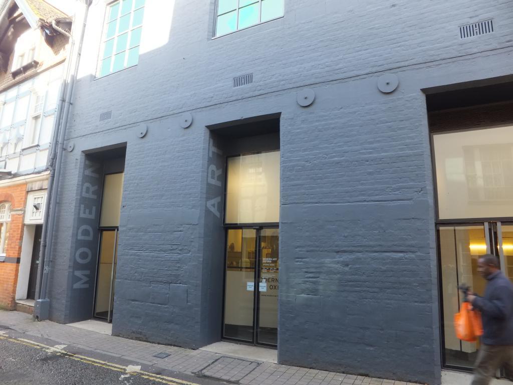 Modern Art Cafe in Oxford