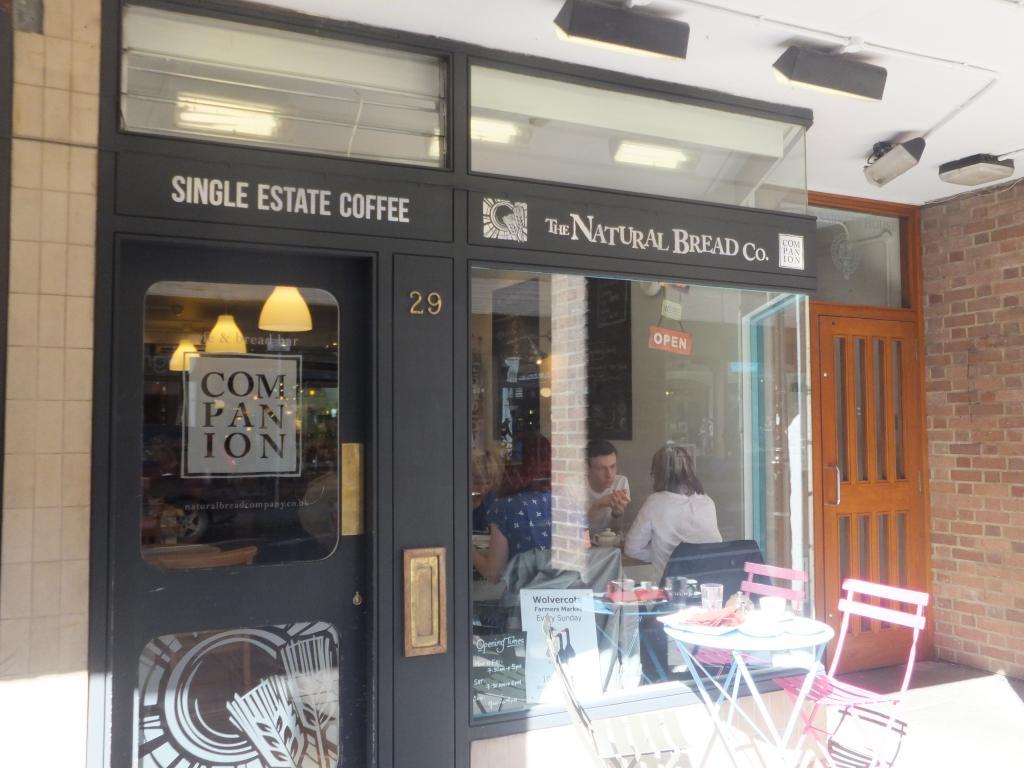Natural Bread Company Oxford
