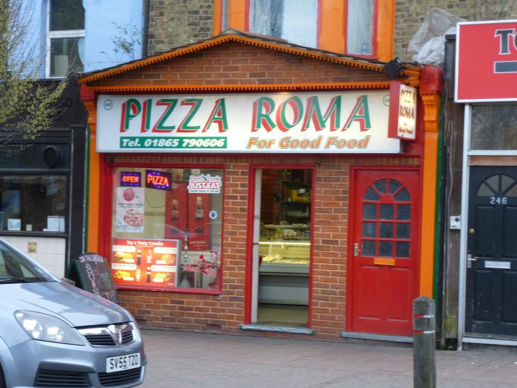 Pizza Roma in Oxford