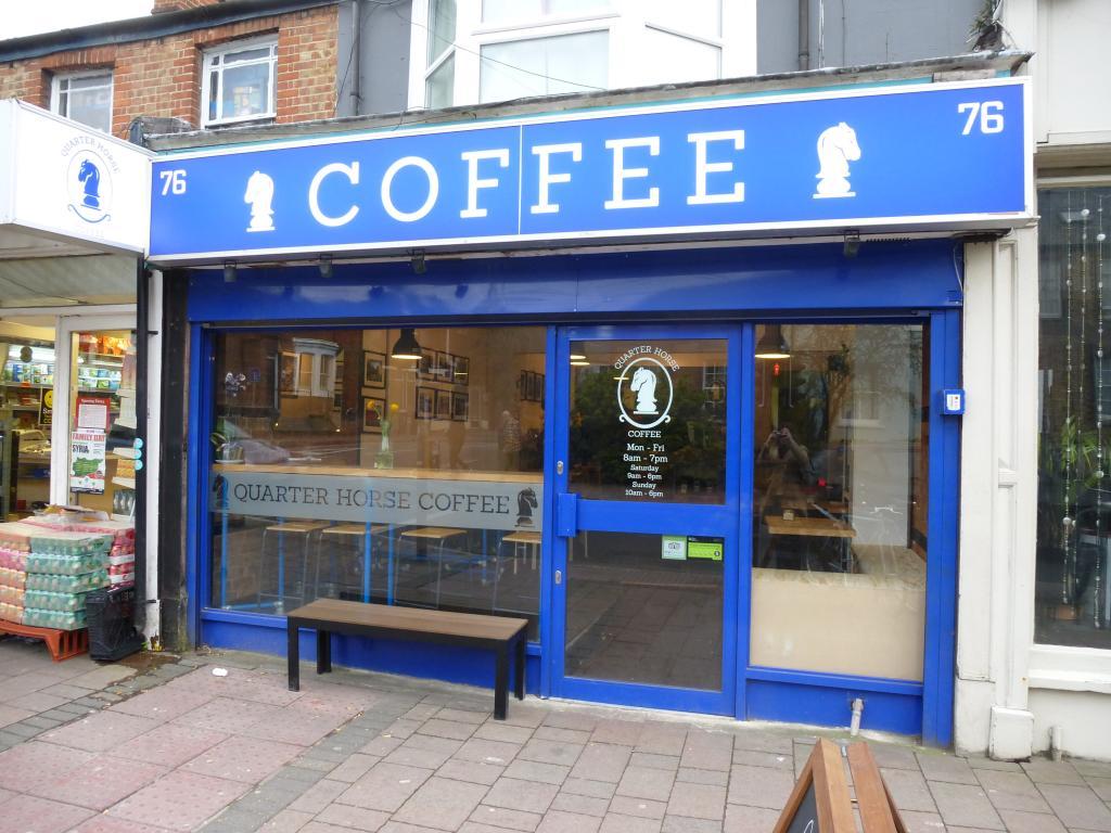 Quarter Horse Coffee Oxford
