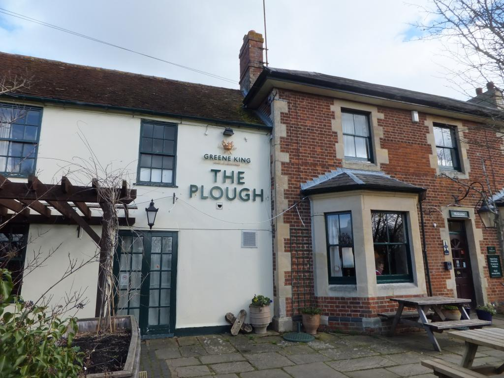 The Plough in Oxford