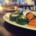 Preview: Oxford School of Food and Wine