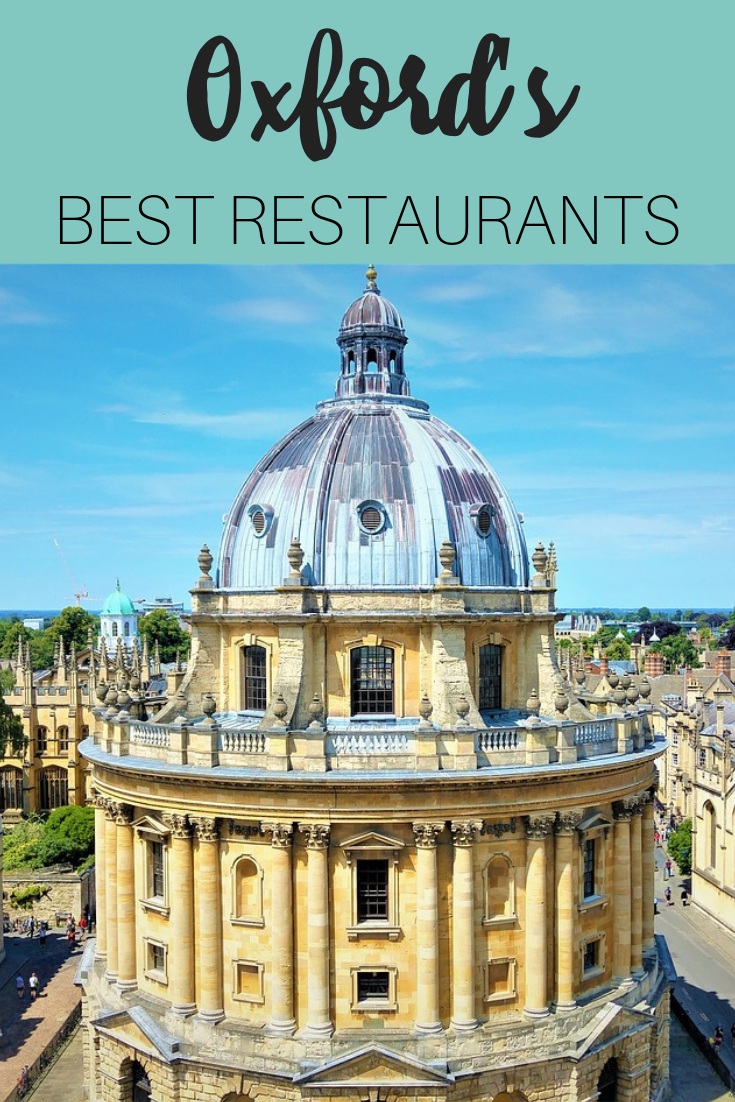 Best Oxford Restaurants | Bitten Oxford