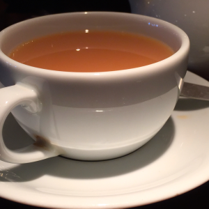 Rooibos Tea at Joes Bar and Grill in Summertown