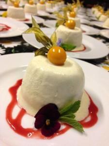 Thame Food Fest Supper Club Dessert