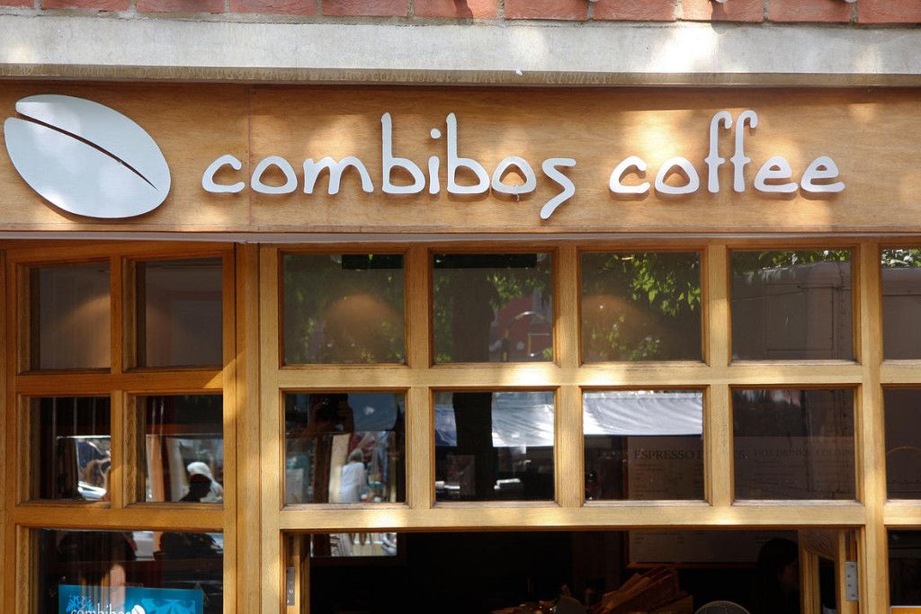 Combibos Coffee Oxford