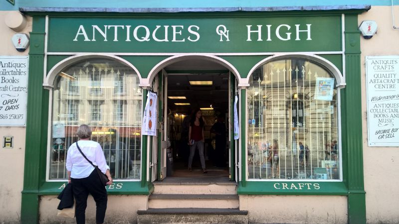 Antiques on High