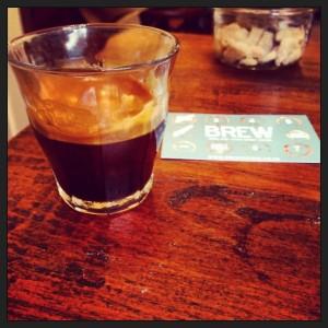 Brew Oxford - Espresso