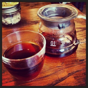 Brew Oxford - Ethiopian Pour Over