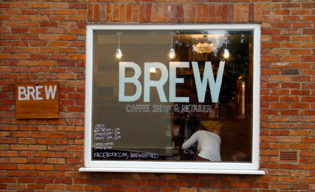 Brew Oxford - Exterior View