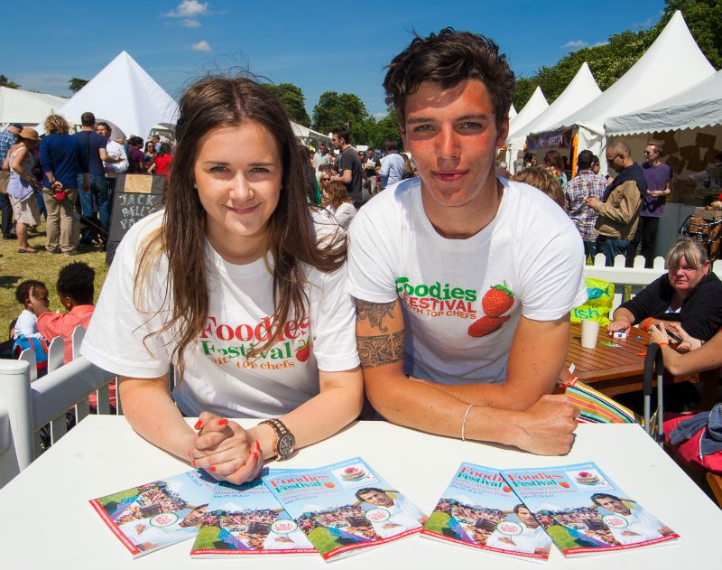 Foodies Festival Oxford 2015 Tickets