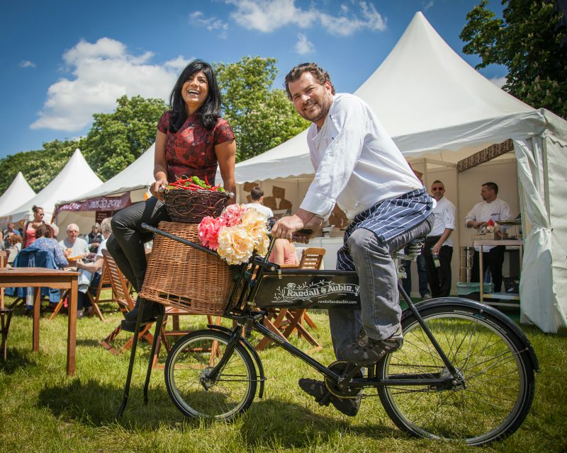 Foodies Festival Oxford 2015
