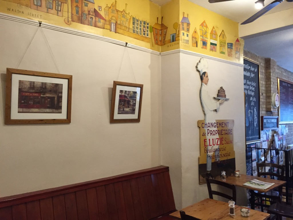 The Jericho Cafe - Interior View