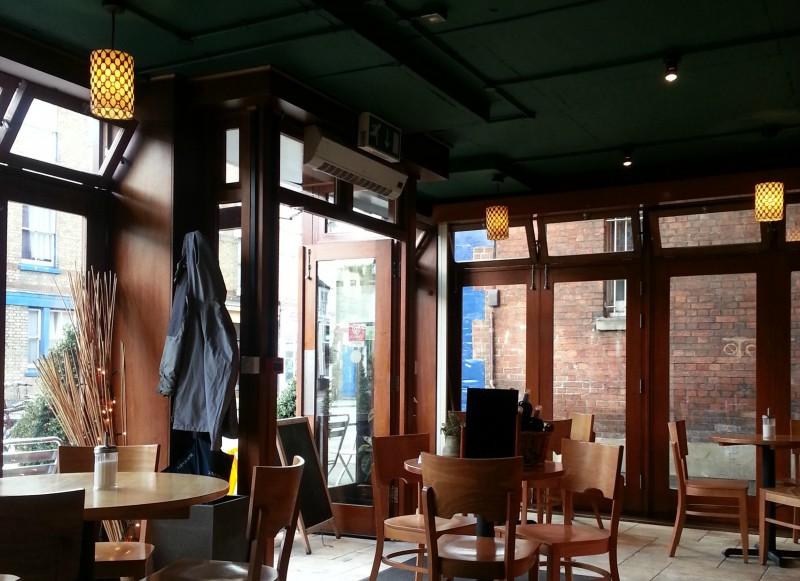 La Cucina Oxford Interior