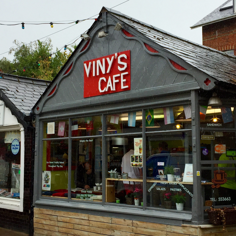 Vinys Cafe North Parade Oxford