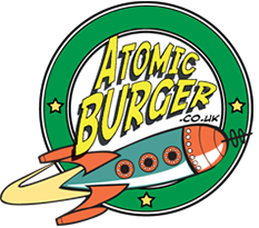 Atomic Burger Logo