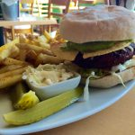Best Veggie Burger in Oxford