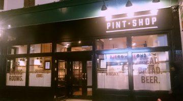 Review: Pint Shop, Oxford
