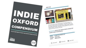 Introducing the Indie Oxford Compendium
