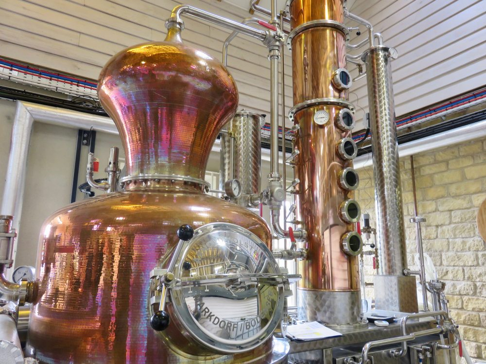 Cotswolds Distillery 'Lorelai' still