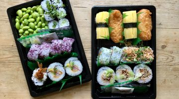 Review: Roll With Me Sushi