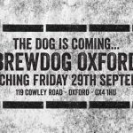 Bitten Bites: BrewDog Oxford Opening Today