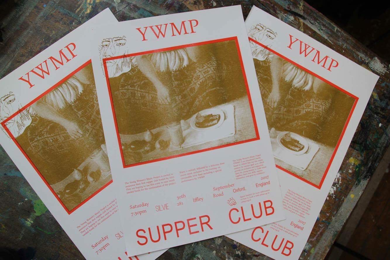 Young Women's Music Project Supper Club