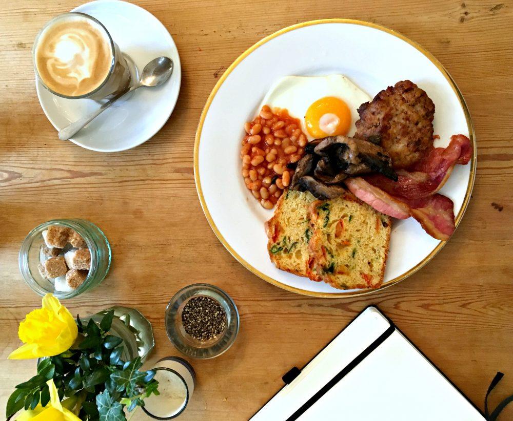 Silvie Oxford Full English Breakfast