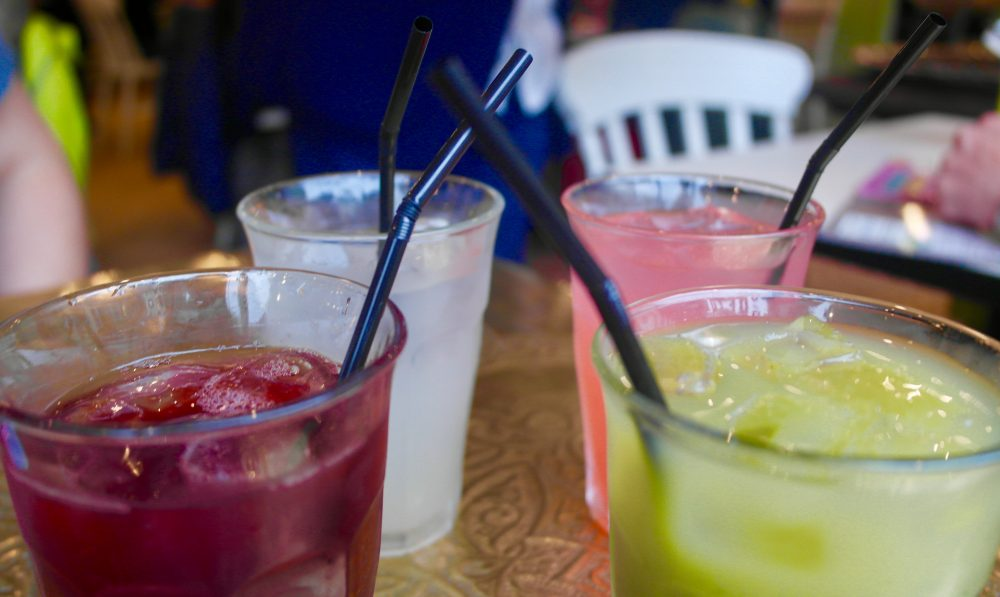 Comptoir Libanais Oxford Westgate Homemade Lemonades