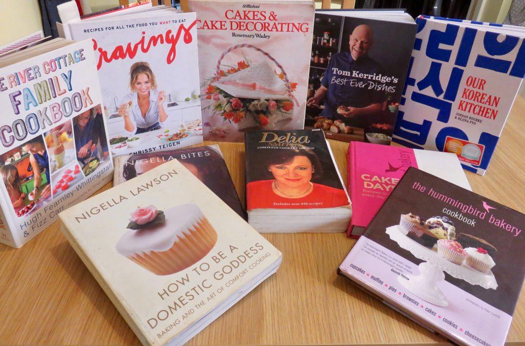 Bitten Oxford Favourite Cookbooks - Becca