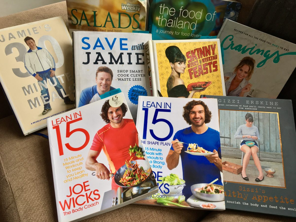 Bitten Oxford Favourite Cookbooks - Jacqui