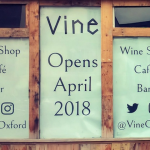 Bitten Bites: Vine Oxford to Return